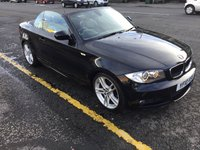 USED 2010 10 BMW 1 SERIES 2.0 120D M SPORT 2d 175 BHP PRICE INCLUDES A 6 MONTH AA WARRANTY DEALER CARE EXTENDED GUARANTEE, 1 YEARS MOT AND A OIL & FILTERS SERVICE. 6 MONTHS FREE BREAKDOWN COVER.