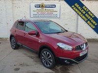 USED 2012 62 NISSAN QASHQAI 1.5 N-TEC PLUS DCI 5d 110 BHP Dealer History SAT-NAV PanRoof 0% Deposit Finance Available