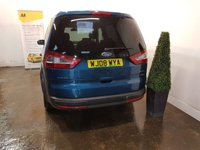 USED 2008 08 FORD GALAXY 1.8 ZETEC TDCI 5d 125 BHP 7 SEATER
