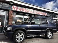 USED 2000 S LAND ROVER DISCOVERY 2.5 TD5 ES 5d AUTO 136 BHP