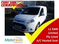 2017 FORD TRANSIT CONNECT 200 L1 SWB Limited £12350.00