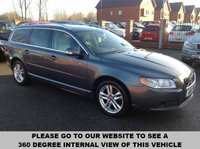 USED 2011 11 VOLVO V70 2.4 D5 SE LUX 5d AUTO 205 BHP Full leather upholstery,   Electric/Memory driver's seat,   Heated front seats,   Bluetooth,   Satellite Navigation,   Electric sunroof,   Remotely operated tailgate,   Front and rear parking sensors