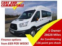 2015 FORD TRANSIT MINIBUS 460 L4 H3 17-Seats 125ps (Air Con) £13900.00