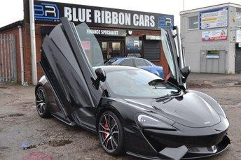 2015 MCLAREN 570S 3.8 V8 2d AUTO 562 BHP £131990.00