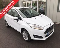 USED 2015 65 FORD FIESTA 1.25 ZETEC THIS VEHICLE IS AT SITE 1 - TO VIEW CALL US ON 01903 892224