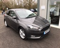 USED 2015 15 FORD FOCUS 1.6 TDCI ZETEC 115 BHP THIS VEHICLE IS AT SITE 1 - TO VIEW CALL US ON 01903 892224