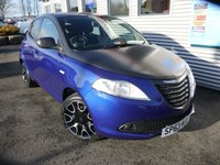 2013 CHRYSLER YPSILON 1.2 S-SERIES 5d 69 BHP £4980.00