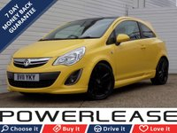 2011 VAUXHALL CORSA 1.2 LIMITED EDITION 3d 83 BHP £3989.00