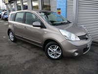 2012 NISSAN NOTE