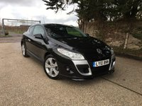 2010 RENAULT MEGANE 1.5 DYNAMIQUE TOMTOM DCI 3d 106 BHP PLEASE CALL TO VIEW £SOLD