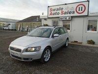 2006 VOLVO V50 2.0 D SE 5d 135 BHP £3495.00