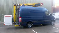 USED 2009 59 MERCEDES-BENZ SPRINTER 2.1 511CDI MWB 1d 109 BHP 1 OWNER TOWER WAGON  FREE 12 MONTHS WARRANTY COVER ////