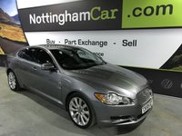 USED 2009 59 JAGUAR XF V6 S LUXURY