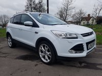 USED 2013 62 FORD KUGA 2.0 TITANIUM X TDCI 5d AUTO 160 BHP FULLY LOADED , COME AND HAVE A LOOK !