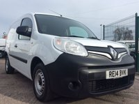 USED 2014 14 RENAULT KANGOO 1.5 ML19 ENERGY DCI  75 BHP 1 OWNER FSH NEW MOT AIR CON FREE AA WARRANTY WITH RECOVERY AND ASSIST NEW MOT AIR CONDITIONING REAR PARKING SENSORS SHELVING ELECTRIC WINDOWS AND MIRRORS BLUETOOTH SECURITY LOCKS