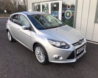 USED 2013 63 FORD FOCUS 1.6 TDCI ZETEC NAVIGATOR 115 BHP THIS VEHICLE IS AT SITE 1 - TO VIEW CALL US ON 01903 892224