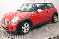 2008 MINI HATCH COOPER}