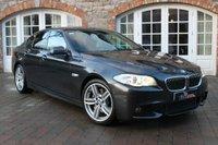 2011 BMW 5 SERIES 3.0 530D M SPORT 4d AUTO 242 BHP £13950.00