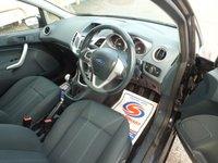 USED 2010 60 FORD FIESTA 1.4 ZETEC 16V 5d 96 BHP