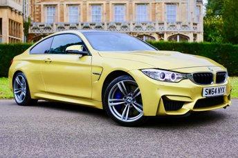 2015 BMW 4 SERIES 3.0 M4 2d AUTO 426 BHP £33470.00