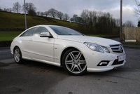 USED 2011 11 MERCEDES-BENZ E CLASS 3.0 E350 CDI BLUEEFFICIENCY SPORT 2d AUTO 231 BHP COMAND NAVIGATION - 7 SERVICE STAMPS