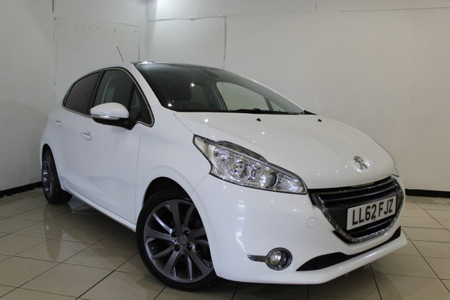 View our 2012 62 PEUGEOT 208 1.6 FELINE E-HDI 5DR 115 BHP