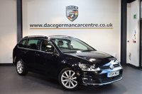 USED 2015 64 VOLKSWAGEN GOLF 2.0 GT TDI BLUEMOTION TECHNOLOGY 5DR 148 BHP + FULL VW SERVICE HISTORY + 1 OWNER FROM NEW + SATELLITE NAVIGATION + BLUETOOTH + SPORT SEATS + DAB RADIO + USB/AUX PORT + HEATED MIRRORS + PARKING SENSORS + 17 INCH ALLOY WHEELS +