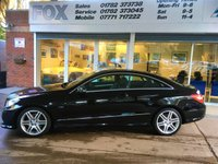 USED 2012 P MERCEDES-BENZ E CLASS 2.1 E250 CDI BLUEEFFICIENCY SPORT ED125 2d AUTO 204 BHP COUPE