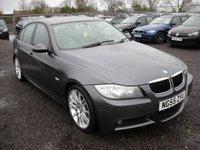 2006 BMW 3 SERIES 2.0 320D M SPORT 4d 161 BHP £3000.00