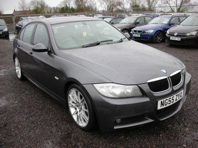 2006 55 BMW 3 SERIES 2.0 320D M SPORT 4d 161 BHP