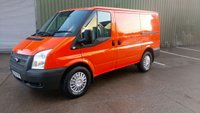 USED 2013 13 FORD TRANSIT 2.2 330 LR 1d 99 BHP 1 OWNER F/S/H X RAC / 12 MONTHS WARRANTY COVER //////