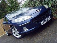 2006 PEUGEOT 407 2.0 SE HDI 4d 135 BHP £1499.00