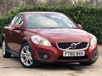 2011 VOLVO C30 1.6 DRIVE SE S/S 3d 113 BHP £6000.00