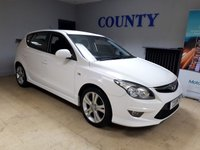 USED 2011 61 HYUNDAI I30 1.6 PREMIUM CRDI 5d 113 BHP * ONE OWNER * FULL HISTORY *