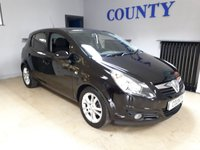USED 2010 60 VAUXHALL CORSA 1.2 SXI 5d 83 BHP * ONE OWNER * FULL HISTORY *