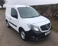 2015 MERCEDES-BENZ CITAN 109 CDI BLUEEFFICIENCY £5995.00