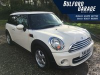 USED 2011 11 MINI CLUBMAN 1.6 COOPER 5d 122 BHP