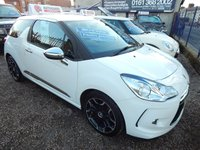 2011 CITROEN DS3 1.6 HDI BLACK AND WHITE 3d 90 BHP £4295.00