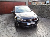 2010 VOLKSWAGEN GOLF 2.0 GTI 3d 210 BHP £SOLD
