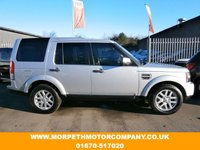 2009 LAND ROVER DISCOVERY 2.7 4 TDV6 GS 5d 190 BHP £12995.00