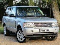 2008 LAND ROVER RANGE ROVER 3.6 TDV8 VOGUE SE 5d AUTO 272 BHP £11990.00