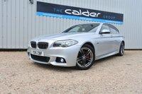2015 BMW 5 SERIES 2.0 520D M SPORT 4d AUTO 188 BHP £17445.00