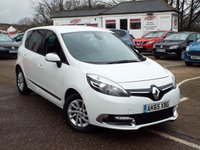 USED 2015 65 RENAULT SCENIC 1.5 DYNAMIQUE NAV DCI 5d AUTO 110 BHP SAT NAV DIESEL AUTOMATIC