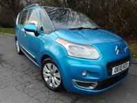 USED 2010 10 CITROEN C3 PICASSO 1.6 PICASSO EXCLUSIVE HDI 5d 90 BHP *£30 Road Tax*