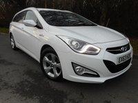 USED 2013 63 HYUNDAI I40 1.7 CRDI ACTIVE BLUE DRIVE 5d 134 BHP * £30 Road Tax* Bluetooth*