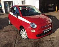 2010 FIAT 500 1.2 POP 3d 69 BHP £3795.00