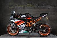 USED 2016 16 KTM RC 125 125CC 0% DEPOSIT FINANCE AVAILABLE GOOD & BAD CREDIT ACCEPTED, OVER 500+ BIKES IN STOCK