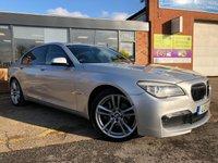 2011 BMW 7 SERIES 3.0 730D M SPORT 4d AUTO 242 BHP £14495.00