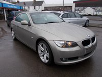 2009 BMW 3 SERIES 2.0 320D SE HIGHLINE 2d AUTO 175 BHP £9995.00