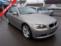 2009 BMW 3 SERIES 2.0 320D SE HIGHLINE 2d AUTO 175 BHP £9495.00